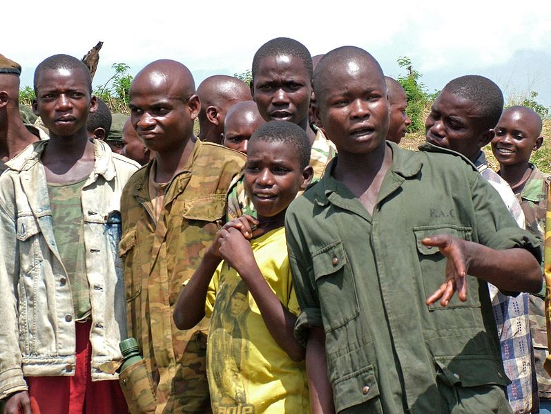 african child soldiers essay